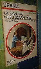 URANIA # 750 - THOMAS M. DISCH - LA SIGNORA DEGLI SCARAFAGGI - 1978