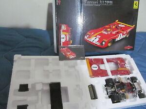 Ferrari 312 PB 1/18 gmp