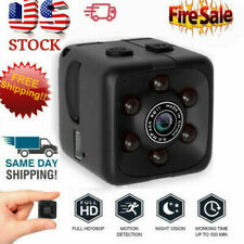 SQ11 Spy Hidden DV DVR Camera Full HD 1080P Mini-Car Dash Cam IR Night-Vision US