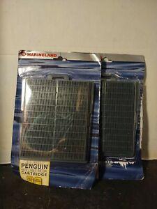 Marineland Penguin Refillable Media Cartridge  200 & 300 Lot of 2