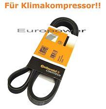 CONTI Keilrippenriemen BMW E34 E28 E38 5PK890 Für Klimaanlage Neu