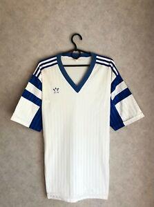 Vintage Adidas Football Shirt 70s/80s Soccer Jersey Mens