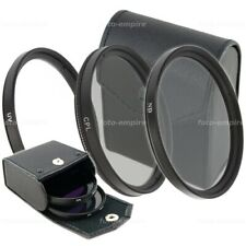 55mm UV Filter & ND 4 Filter & CPL Filter Zirkularer Polfilter