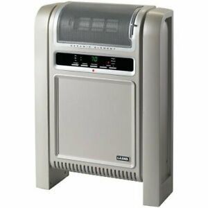 Lasko 758000 Cyclonic Ceramic Heater - Ceramic - Electric