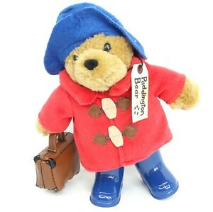 Paddington Bear plush soft toy doll teddy Small