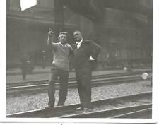 LE MAITRE DE FORGES - A.GANCE -G.MORLAY / H.ROLLAN - 1933 -14 PHOTOGRAPHIES