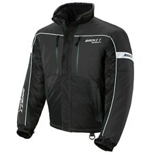 Joe Rocket MENS Snowmobile Cold Weather Storm WATERPROOF Jacket BLACK SIZE XL