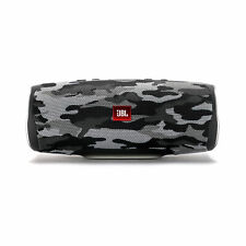 JBL Charge 4 Bluetooth Wireless Lautsprecher white camouflage - Wie Neu