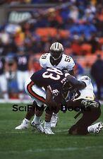 NFL Macey Brooks Chicago Bears #83 1999 Original 35mm Color Slide Football L@@K!