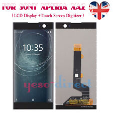 For Sony Xperia XA2 H3113 H4133 LCD Touch Screen Digitizer Display Black UK