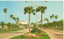 FLORIDA, CLEARWATER MEMORIAL CAUSEWAY VINTAGE VIEW (FL-C)