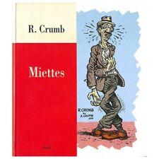 Crumb (Robert) - Miettes