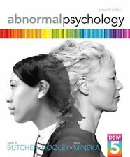 Abnormal Psychology (16th Edition) Textbook
