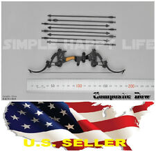 "1/6 Composite Bow Arrows for 12"" figure Soldiers military Weapon Hot Toys ❶USA❶"