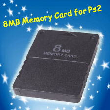 8MB 8M Memory Card Expansion for Sony Playstation 2 PS2 Slim System Game JO