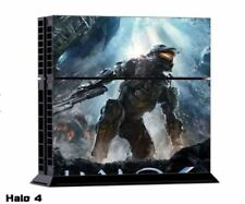 Halo Skin Vinyl Sticker for the PlayStation 4 Console PS4
