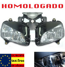 FARO HEADLIGHT HONDA CBR1000RR 2004 2007 04 05 06 07 HOMOLOGADO APPROVED