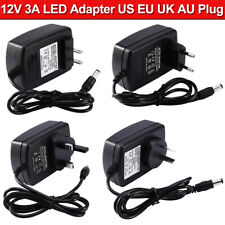 DC12V 3A Transformers Power Supply Adapter Converter Charger For LED Strip Light