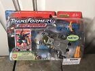 Transformers Armada Blurr W/ Incinerator Mini-con Hasbro 2002 New Sealed