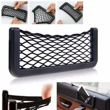 Auto Car Vehicle Storage Mesh Nets Resilient String Bag holder Organizer large