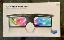 SINTRON Active Shutter 3D Glasses - ST07-BT