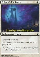4x Ephara's Radiance (Epharas Ausstrahlung) Born of the Gods Magic