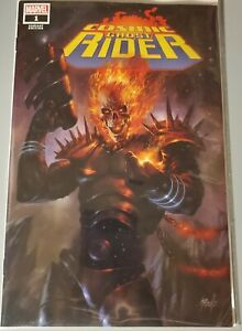 Cosmic Ghost Rider #1 Parrillo Unknown Exclusive Variant Marvel VF+ Comic Book