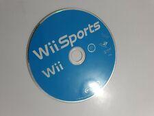Wii SPORTS  Nintendo Wii PAL España SOLO CD