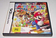 Mario Party DS Nintendo DS 3DS Game *No Booklet*