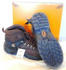 xpert Warrior safety boots, hiker style