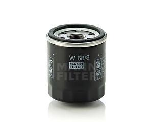 Oil Filter Mann Filter For: Citroen: C1, C1 II (B4), Peugeot: 107, 108