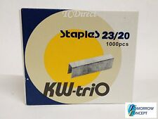 Kw TriO Heavy Duty Staple 23/20 1000pcs