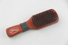 Medium Professional Hard Bore Bristle Paddle Hair Brush  **BRAND NEW & SEALED**