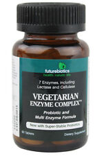 Futurebiotics - Vegetarian Enzyme Complex with Lactase and Cellulase - 90 Tabs