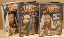 USED 2 DISC DVD FILM MOVIE LIFE OF JESUS CHRIST THE REVOLUTIONARY 1999