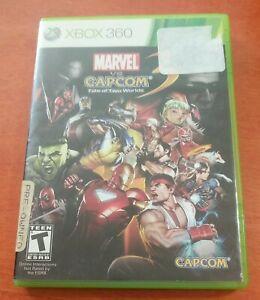 Marvel Vs. Capcom 3 Fate Of Two Worlds Microsoft Xbox 360 Capcom MT Framework