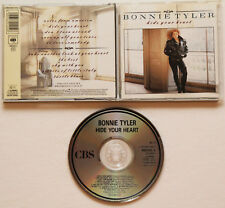 Bonnie Tyler-Hide Your Heart (1988) notes from America, Joe Lynn Turner, AOR