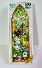 """Precious Moments """"Blessed are the Meek"""" 500 Pc Jigsaw Puzzle - New, 9x26"""" Cork"""