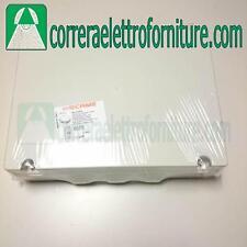 Cassetta scatola esterna derivazione 380x300x120mm IP55 passacavi SCAME 685010