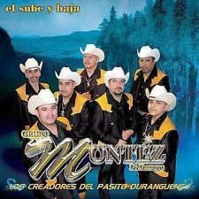 Grupo Montez De Durango : Sube Y Baja CD