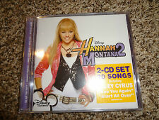 Hannah Montana 2 Disney Miley Cyrus Karaoke Series CD Lyrics Booklet NEW SEALED