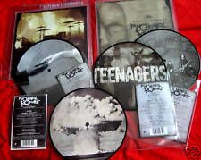 MY CHEMICAL ROMANCE - 6 x Vinyl Picture Disc / from Black Parade album /Records