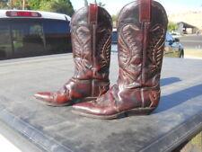 Used Sendra 2535  Western Cowboy Boots Mens  sz  6.5