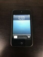 Apple iPod Touch 32gb Silver model (A1367)   for parts or repair - needs battery