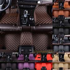 For Ford Explorer 3 rows Car Floor Mats Luxury Custom FloorLiner Auto Mats 11-18