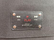 """Neues AngebotNEU Givenchy """"PLAY"""" Parfums Massagegerät Tasche Promo Geschenktüte"""