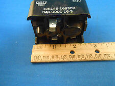 040-0001-163 ESSEX RELAY      NEW OLD STOCK