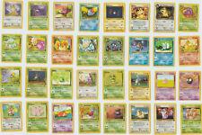 ORIGINAL 1999/2000 POKEMON NINTENDO TRADING CARDS VGC