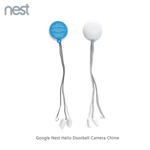 Google Nest Hello Chime Wire Connector- Nest Hello Wi-Fi HD Video Doorbell Chime