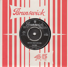 """THE WHO INSTANT PARTY MIXTURE 7""""  MINT"""